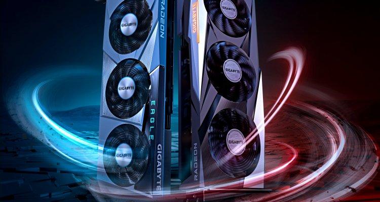 GIGABYTE lancia le GPU AMD Radeon RX 660 …