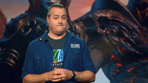 Blizzard president J. Allen Brack leaves the company after recent allegations