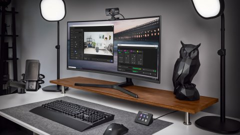 Elgato presents Facecam, Wave XLR and Stream Deck: 3 accessories for streamers and content creators