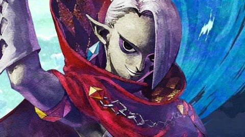 Ghirahim from Zelda: Skyward Sword is the coolest villain in the series