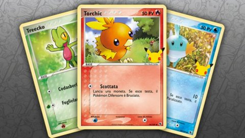 Pokémon TCG: from GameStopZing 3 limited edition giant cards as a gift for every 20 euros spent