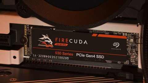 Seagate FireCuda 530: technical specifications and features of the perfect SSD for PS5