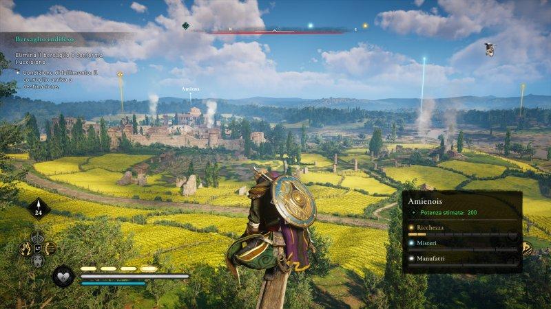 Assassin's Creed Valhalla: The Siege of Paris apresenta algumas vistas deslumbrantes, desde que o céu esteja limpo