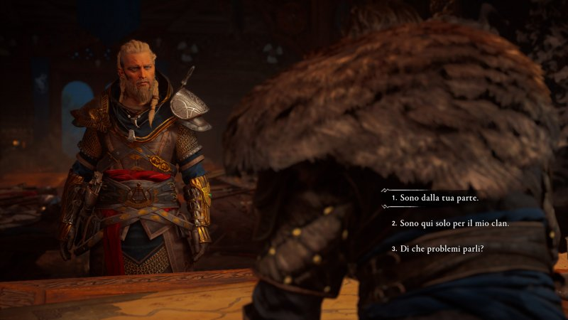 Assassin's Creed Valhalla: O Cerco de Paris oferece algumas opções que afetarão o curso dos eventos