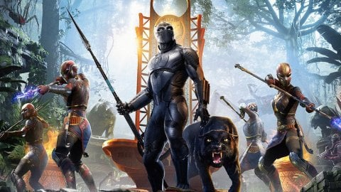Marvel's Avengers - Black Panther: War for Wakanda, preview