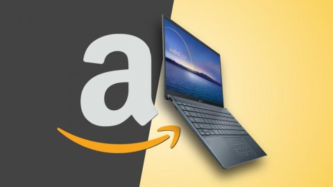Amazon offers: ASUS Zenbook 13 again at the lowest price