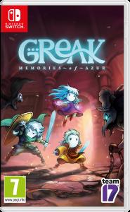 Greak: Memories of Azur per Nintendo Switch