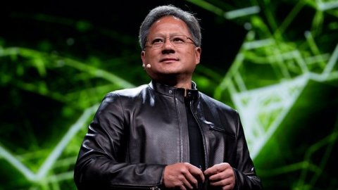 Nvidia: CEO Jensen Huang will receive the prestigious Robert N. Noyce Award from the SIA