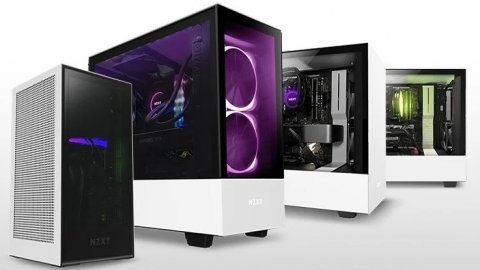NZXT Starter, Creator, Streaming and Mini H1: the new series of preassembled PCs available in Italy