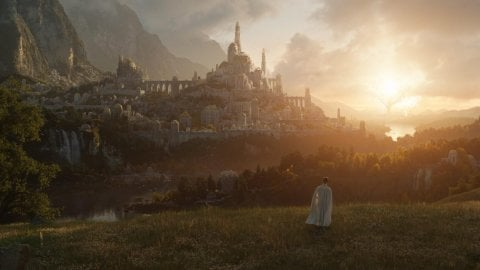 The Lord of the Rings, the Amazon series: the second season will be shot in the UK