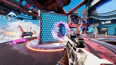 Splitgate could also arrive on Nintendo Switch and mobile