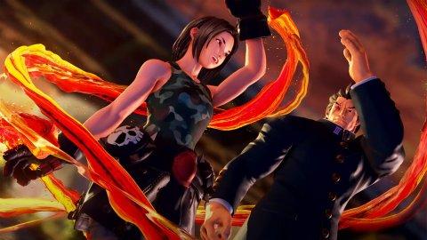 Street Fighter V: Champion Edition, gameplay trailer for Akira Kazama