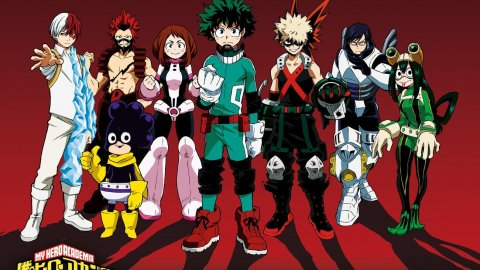 My Hero Academia will have a live action movie, director found