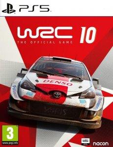 WRC 10 per PlayStation 5