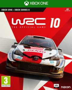 WRC 10 per Xbox Series X
