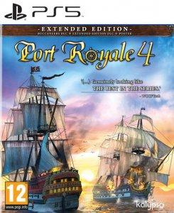 Port Royale 4 per PlayStation 5