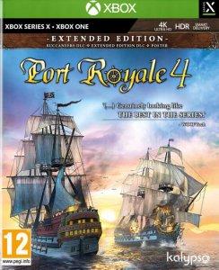 Port Royale 4 per Xbox Series X