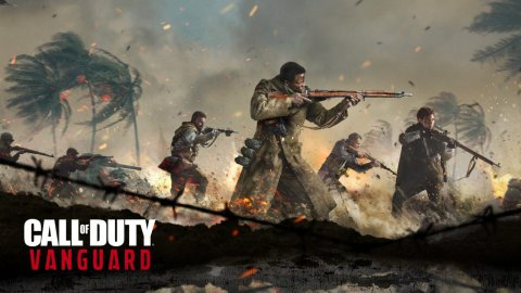 Call of Duty: Vanguard, Activision never appears in the presentation trailer