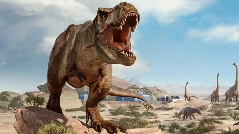 Jurassic World Evolution 2, the preview of the new management software with dinosaurs as protagonists