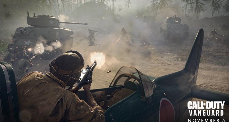 Call of Duty: Vanguard, precluso l' …