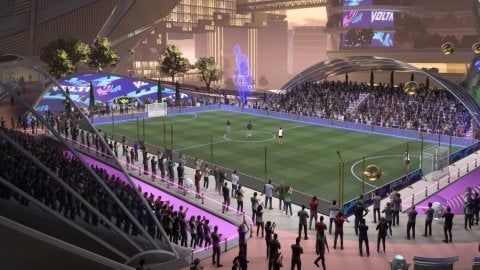 FIFA 22 VOLTA, the preview of EA Sports street football