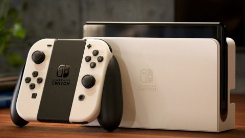 Nintendo Switch OLED: how to transfer profiles, saves and purchases from another console