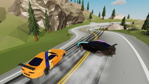 Star Drift Evolution: Trailer Reveals Early Access Exit