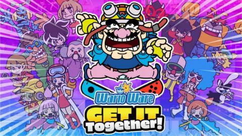 WarioWare Get It Together !: Nintendo Switch demo available now