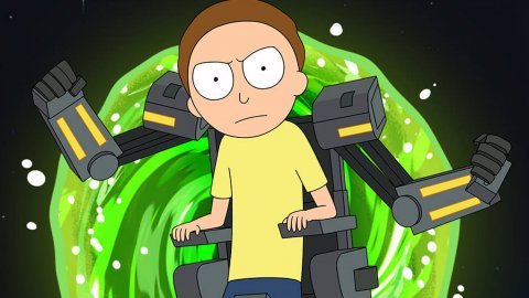 Fortnite: Mecha Morty arrives from the animated series Rick and Morty