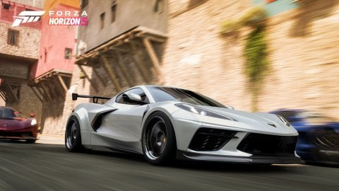 Forza Horizon 5: the list of cars available at launch