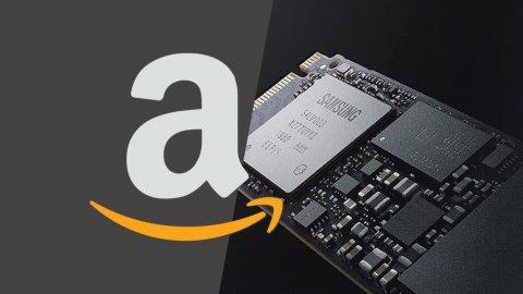 Amazon Gaming Week: the 2TB Samsung 980 Pro SSD at a big discount
