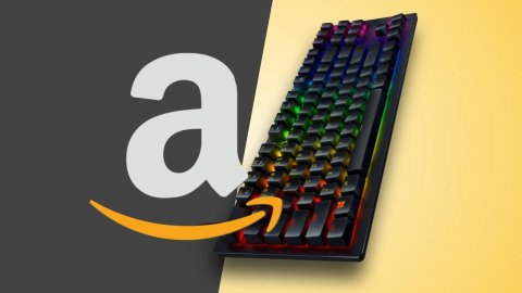 Amazon Gaming Week: The Razer Huntsman Tournament Edition keyboard at the lowest price ever