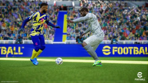 eFootball 2022 received very badly on Steam, users furious with the new PES