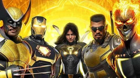 Marvel's Midnight Suns, preview