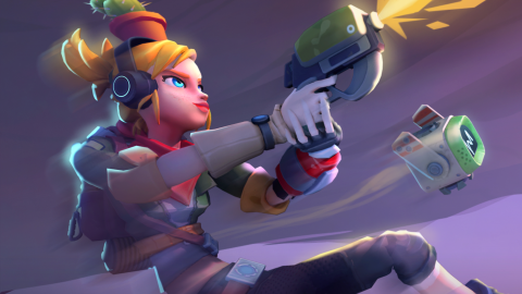 Die After Sunset, we tried Fortnite-inspired roguelite