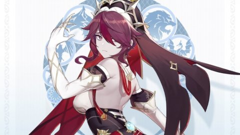 Genshin Impact, Oichi's Rosaria cosplay is menacing