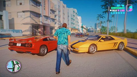 GTA: Vice City, remember the city of vice