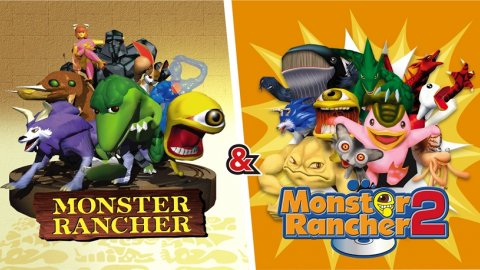 Monster Rancher 1 & 2 DX are coming to Nintendo Switch, PC and mobile devices