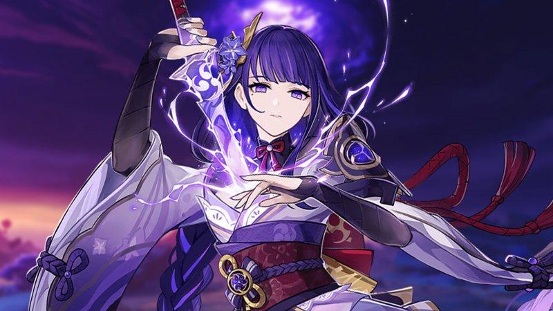 Genshin Impact - Raiden Shogun: guida al banner, abilità e build migliori -  Multiplayer.it