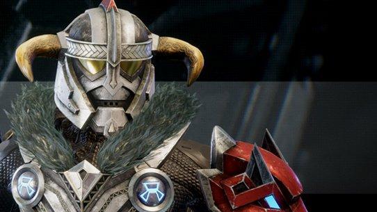 Un tipo de Skyrim Dovahkiin en Halo 3