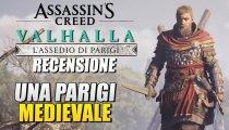 Assassin's Creed Valhalla: L'Assedio di Parigi - Video Recensione