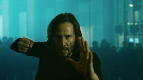 The Matrix Resurrections: the first trailer is spectacular