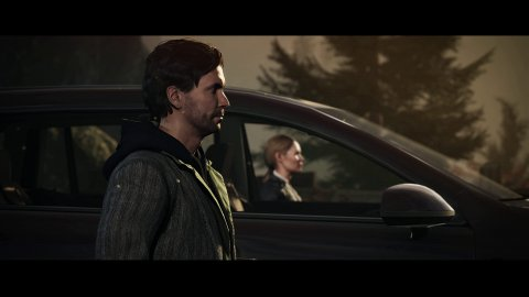 Alan Wake Remastered: The first images show the restored game