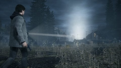Alan Wake Remastered: A patch will be available at launch, here's what it will include