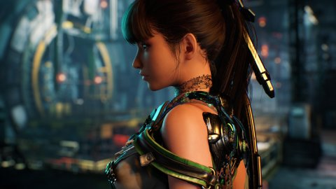 Project Eve, the gameplay analysis shown at the Playstation Showcase