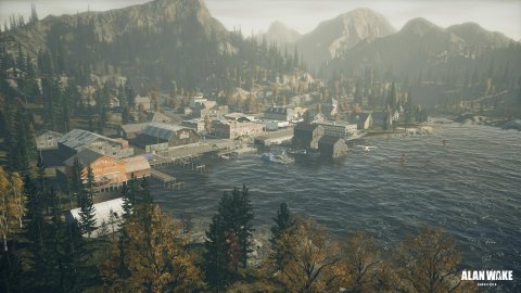 Alan Wake Remastered: how much space it occupies on PS5, pre-load date and new images