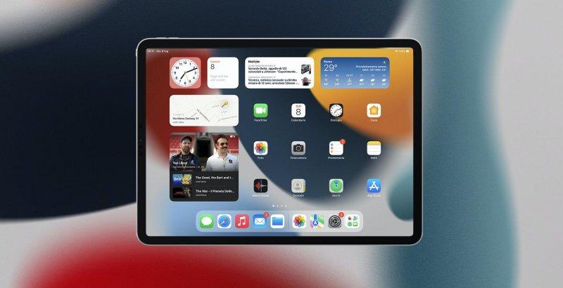 Tu widget de iPadOS 15