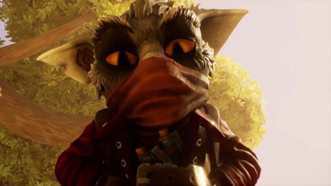 Stray Blade, the interview with game director Leonard Kausch introduces this peculiar action RPG