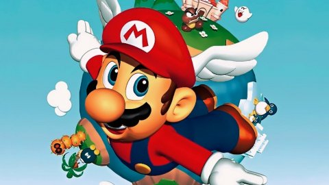 Super Mario 64: a cosmic ray responsible for the mysterious glitch for speedrun?