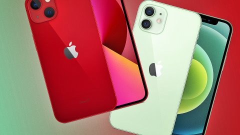 iPhone 13 vs iPhone 12: the differences